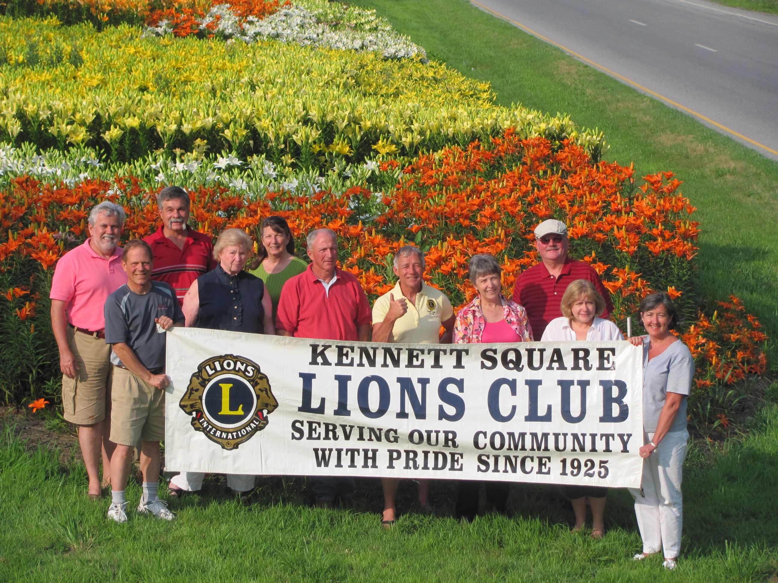 Kennett Square Lions Club Serving Our Community Wi